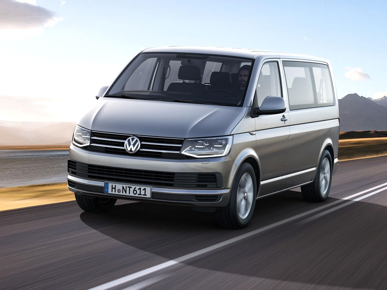 Nová řada vozidel Volkswagen Transportér VWT6