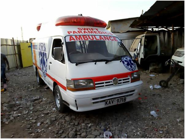 Ambulance v Keni